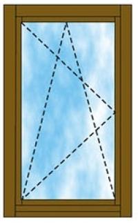 Nyíló-bukó ablak