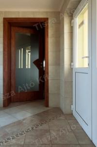 Fóliás, üveges belső ajtó