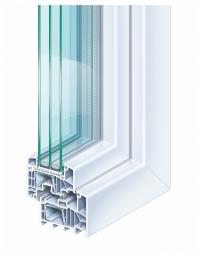 Kömmerling 88plus műanyag ablak